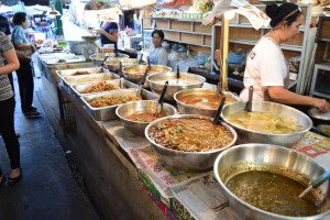 Siam Rice cooking class